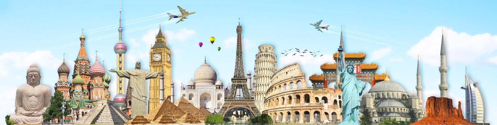 Сайт для самостоятельных путешественников logo
